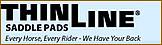 Thin Line Saddle Pads